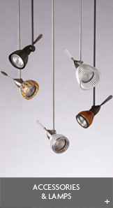 Low-Voltage Pendant & Head Accessories