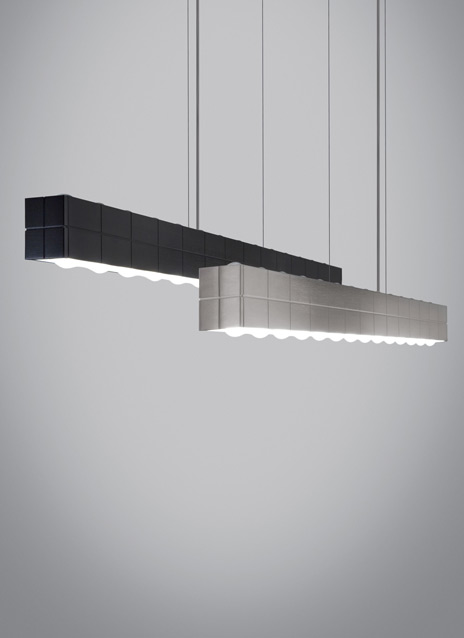 Biza Linear Suspension Details Tech Lighting
