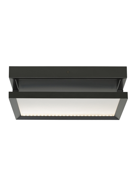Finch Float Square Flush Mount