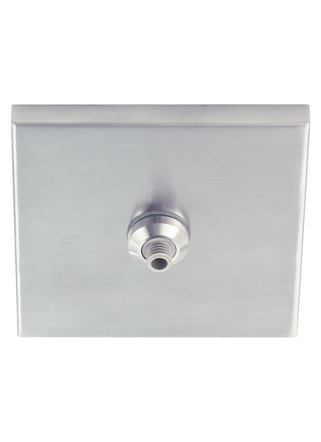 "FreeJack 4"" Square Flush Canopy LED"