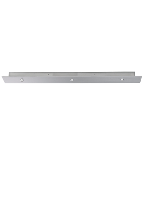 FreeJack Linear Long Canopy 3-port LED