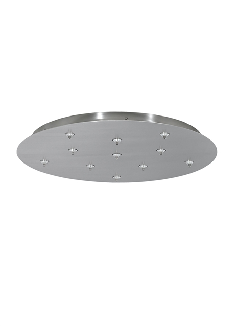 FreeJack Round Canopy 11-port LED
