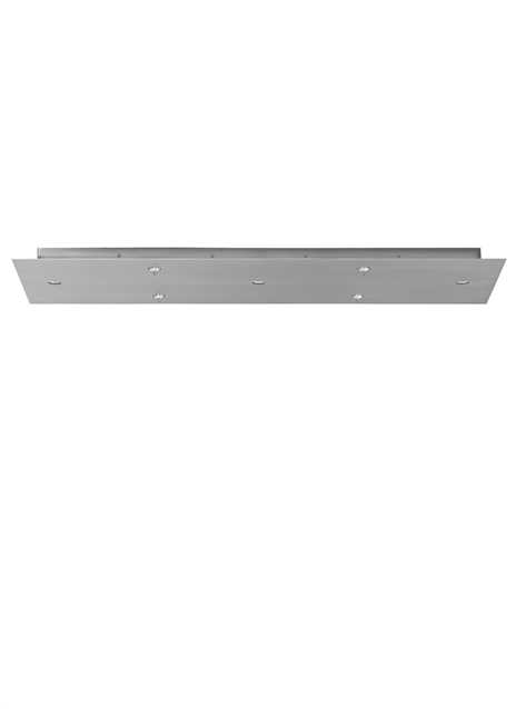 Line-Low Voltage Rectangle Canopy 7-port