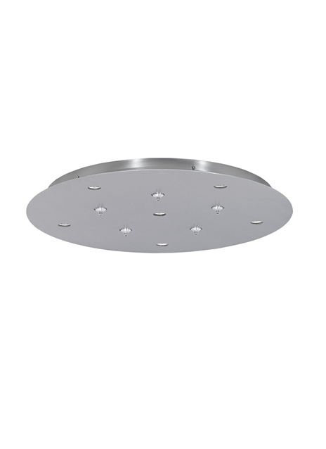 Line-Low Voltage Round Canopy 11-port LED