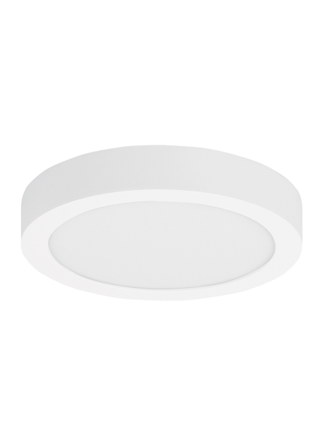 Tenur Round 10 Flush Mount