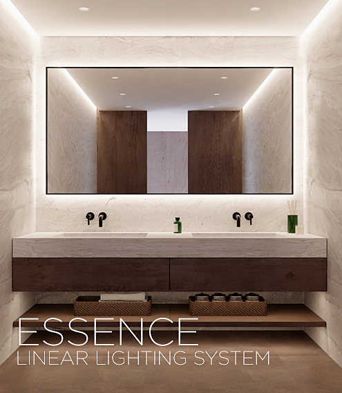 ESSENCE Linear Lighting System