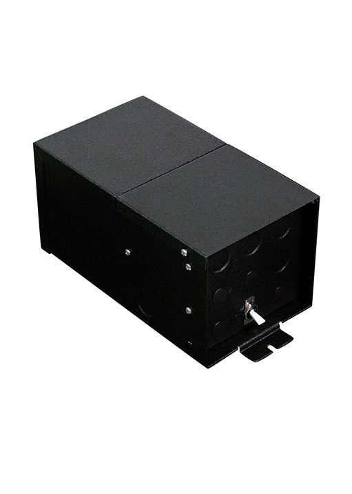 Monorail Remote Magnetic Transformer 300w 277v/12v