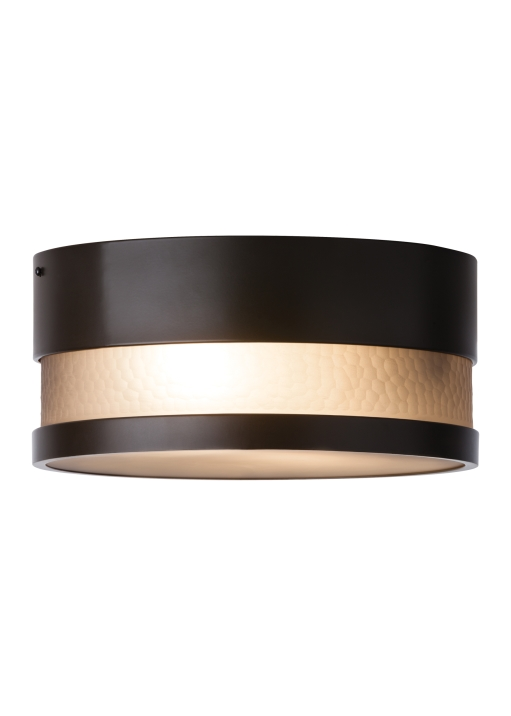Moon Dance Outdoor Flush Mount