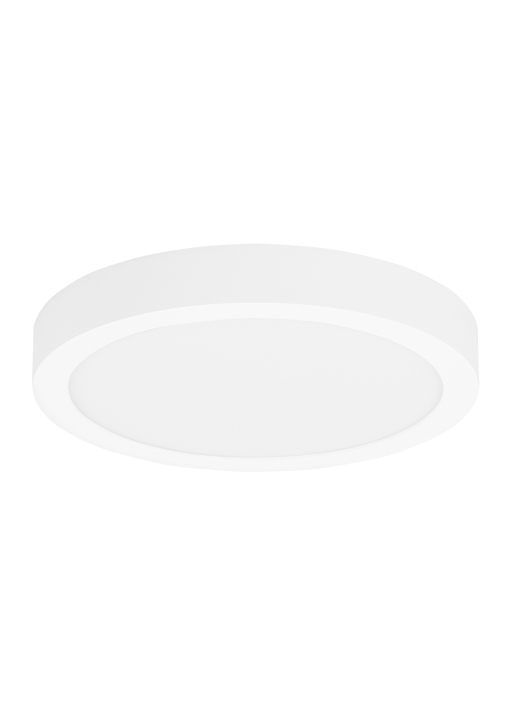 Tenur Round 12 Flush Mount