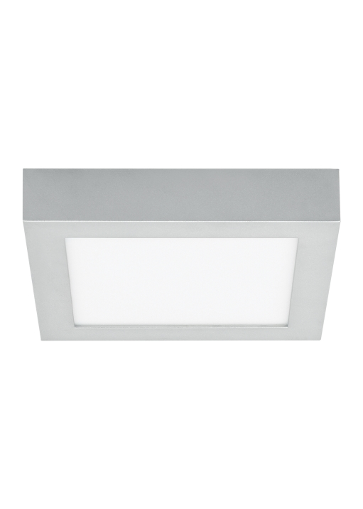 Tenur Square 9 Flush Mount